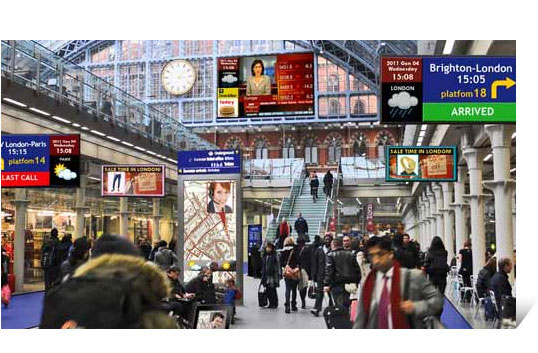 DOOH - digital out of home - digital_Signage