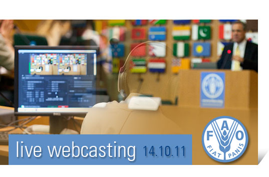 FAO - Streaming Video e Live Webcasting