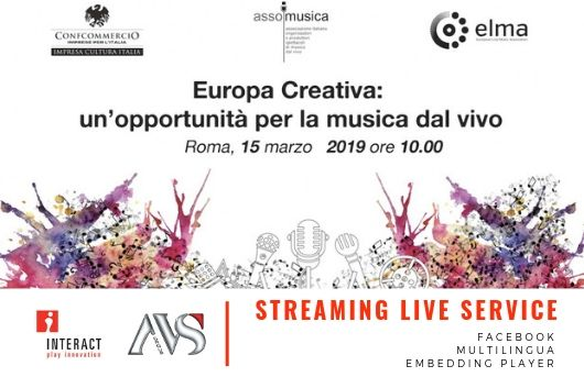 Assomusica streaming sd